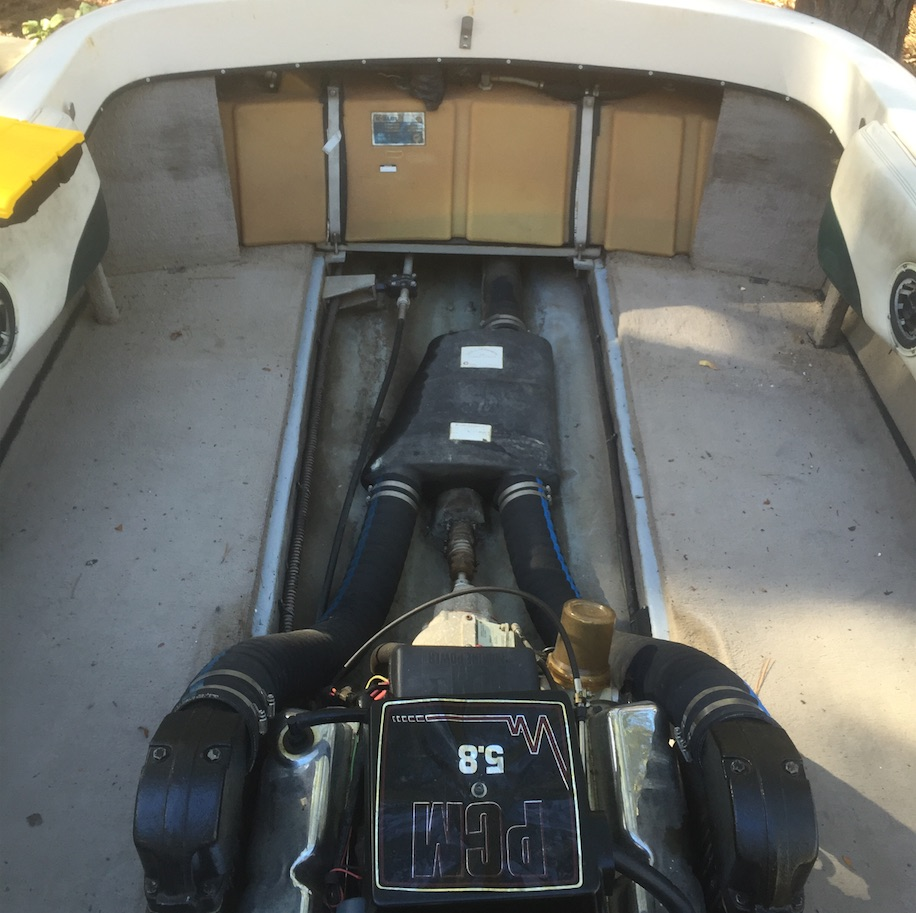 Steering Cable Replacement 1998 Ski Nautique
