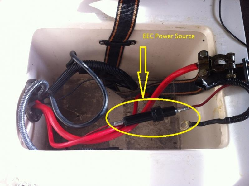 No power going to coil Pro Boss GT40 - PlanetNautique Forums
