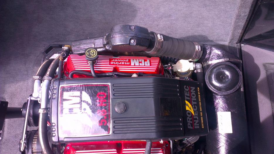 Confused about engines - Is a 5 8 Pro Boss = GT40 - PlanetNautique