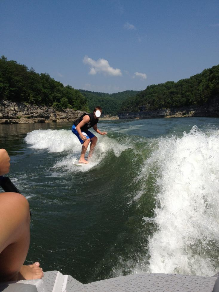 Best Wakesurf setup in a 230 - PlanetNautique Forums