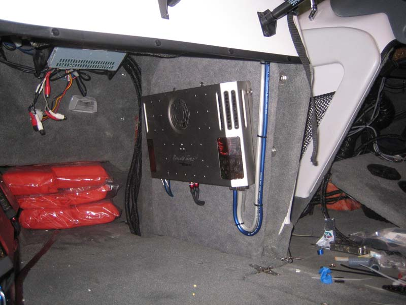 Finally finished my install take a look - PlanetNautique Forums