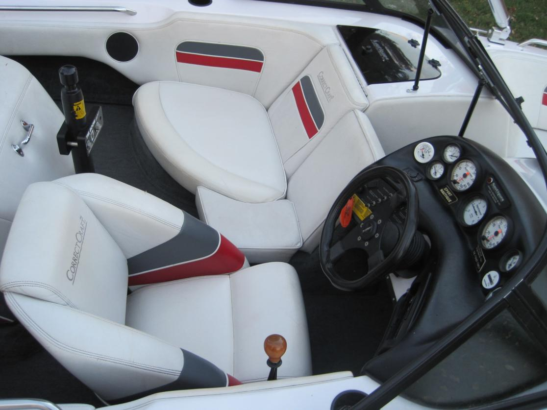 1996 Sport Nautique with GT-40 Engine and Monster Wakeboard Tower ...