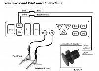 Faria Sdometer Wiring Diagram on