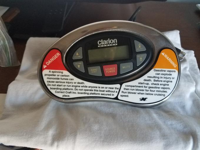 Clarion to Fusion swap - Remote Control Questions - PlanetNautique