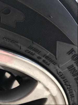 New Goodyear Endurance Trailer Tires Planetnautique Forums