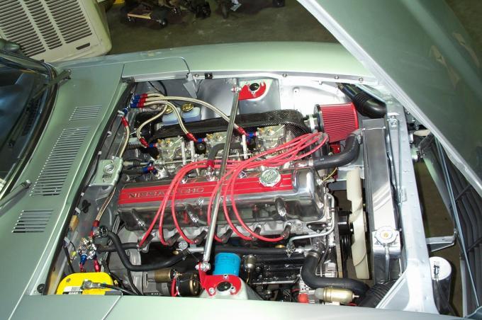 PCM H5 Engine at altitude - PlanetNautique Forums