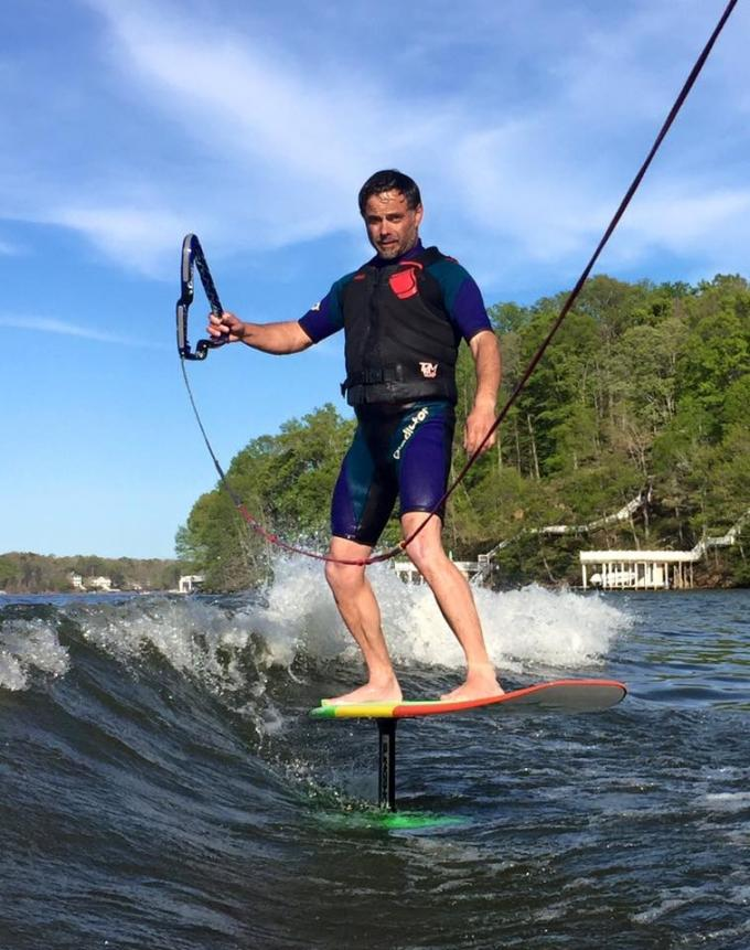 Wake Foiling - PlanetNautique Forums