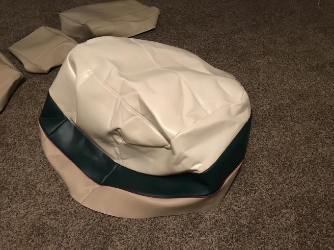 SOLD - Genuine Christine's Marine Upholstery Skins - PlanetNautique
