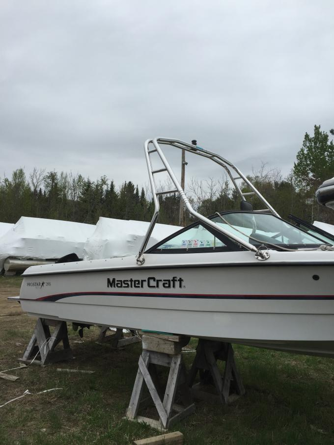 First Boat Advices  Sn2001  Tristar  Prostar205